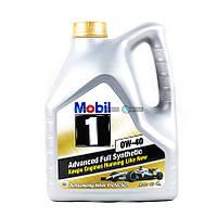 Моторное масло синтетика Mobil 1 0W-40 4L