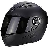 Мото шлем Scorpion EXO-490 черный матовый, M