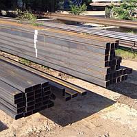 Труба стальная профильная 120х80(х120)х3/х4/х5/х6мм ГОСТ 8639/8645