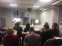 Успешное проведение мастер-класса IRINOX Multifresh