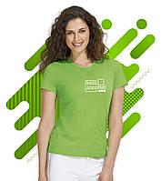 Женская футболка REGENT WOMEN SOL'S с нанесением логотипа, 23 цвета, код  01825