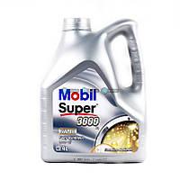 Масло синтетика Mobil Super 3000 X1 5W40 4L