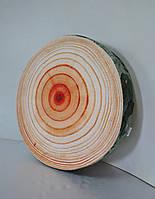 Декоративна подушка 3D для декору - дерево