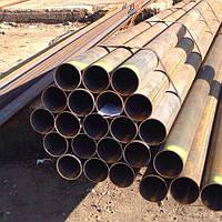 Труба стальная электросварная 114х3,0-6,0 мм ГОСТ 10705-80