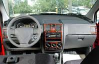 Накладки на панель Hyundai Gets