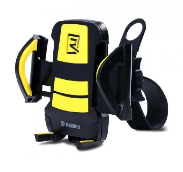 Автомобильный держатель REMAX Car Holder RM-C08 black-yellow