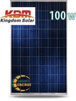 Cолнечная батарея KDM 100Вт KD-P100 поликристаллическая