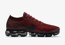 Мужские кроссовки Nike Air VaporMax Red 849558-601, Найк Аир Вапор Макс, фото 3