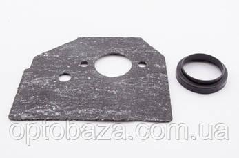 Планка для карбюратора + кольцо для бензопил серии 4500-5200, фото 2