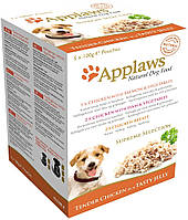 Applaws (Эплоус) Dog Jelly Supreme Multipack  паучи в желе ассорти