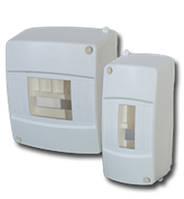 Щиток под 1-3 автоматических выключателя без крышки