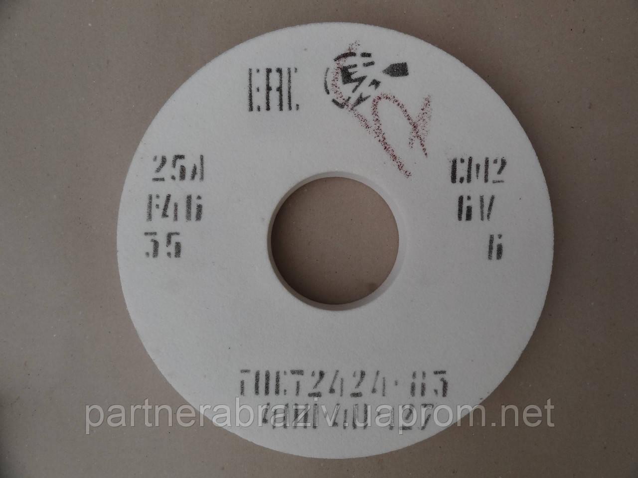 Круги керамика ЗАК 25А 400*40*127 - ФОП Сук Г.П. в Киеве