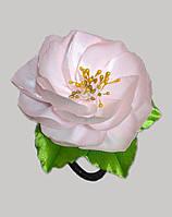 Резинка ручной работы «Нежная лилия»