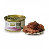 Brit Care (Брит кеа) Тунец и лосось консервы суперпремиум класса для кошек