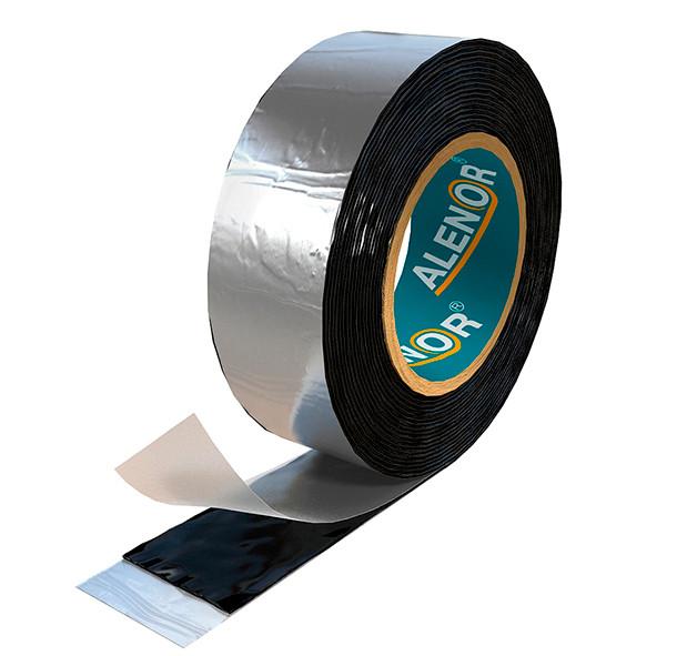 Лента бутилкаучуковая герметизирующая Alenor BF 100мм - Глобальные энергосберегающие технологии  в Днепре