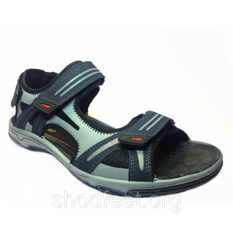 Мужские сандалии Imac Watershiver 71600 0950\018 Blue Grey