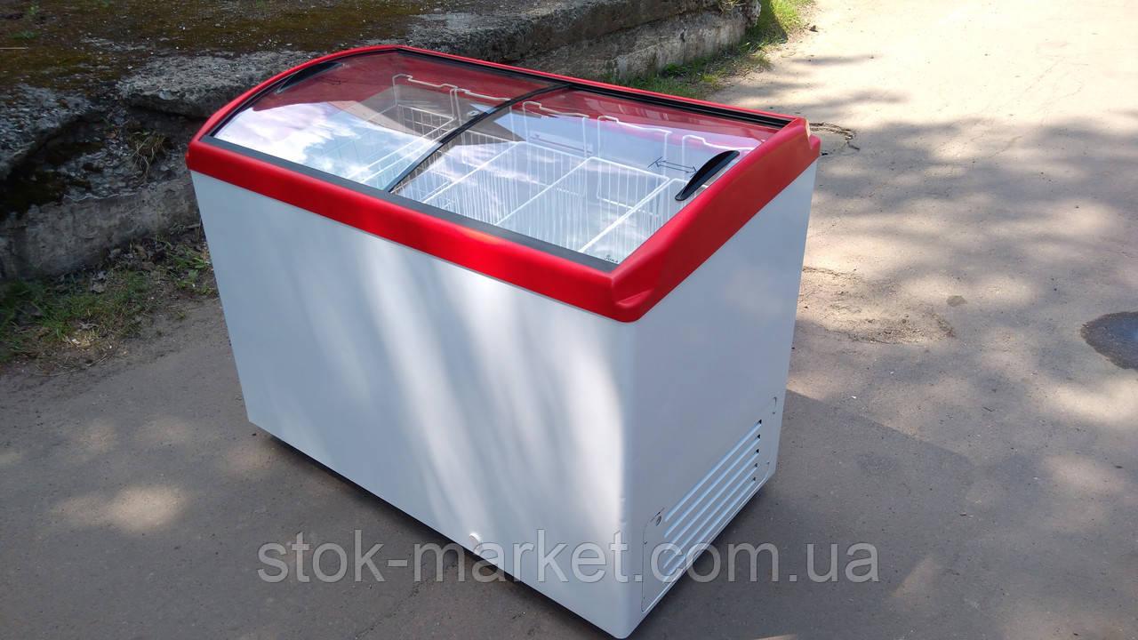 Морозильный ларь Юка 400 л.  б у  ларь для мороженного б/у