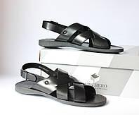 Шикарные кожаные сандалии-босоножки Mark Hero, Италия-Оригинал, фото 1