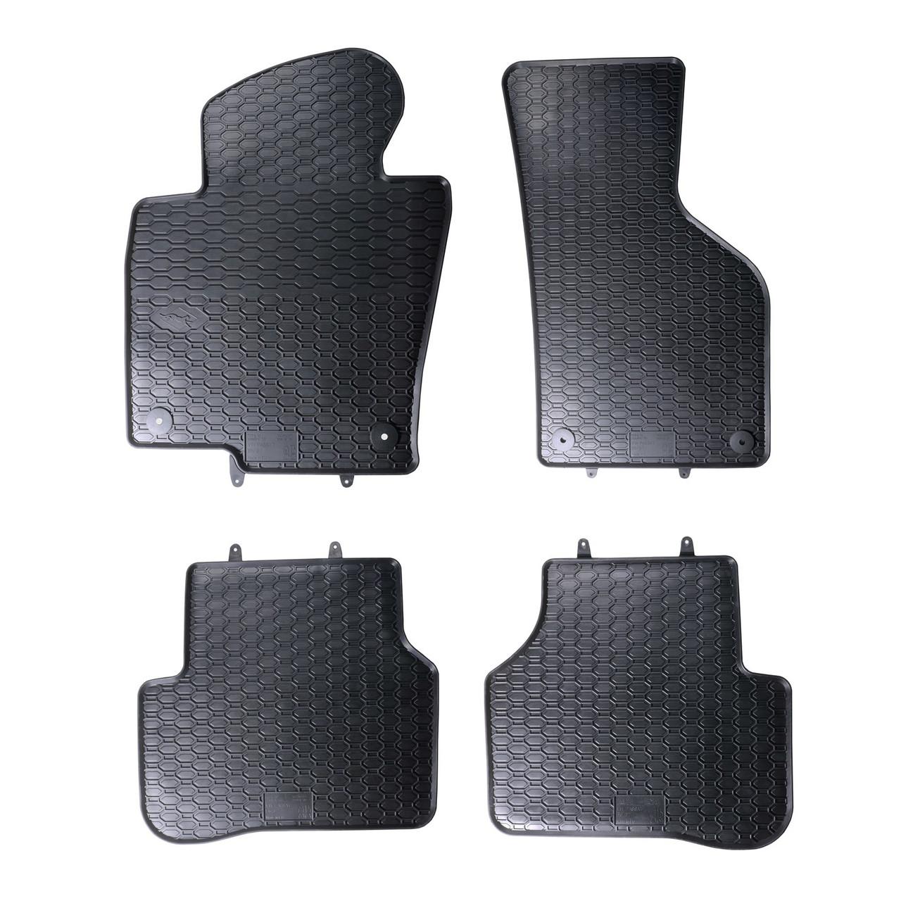 Килимки в салон для Volkswagen Passat B6 (05-10) / B7 (10-) / Passat CC (08-11) (4шт) 807/4C