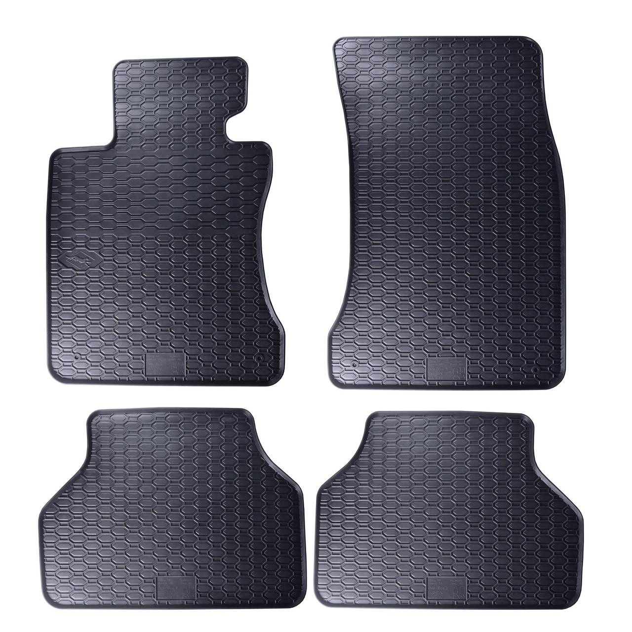 Коврики в салон для BMW 5 E60 (03–10) (4шт) 821/4C