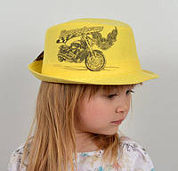 Стильная летняяшляпа