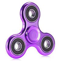 Спиннер для рук фиолетовый