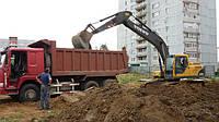 Кто осуществляет в Киеве и Киевской области вывоз грунта с погрузкой