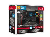 Джойстик игровой геймпад для ПК беспроводной Speedlink Torid PC/PS3