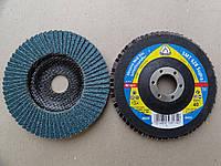 Круги лепестковые Klingspor SMT 628  SUPRA d125 P_36-P_240
