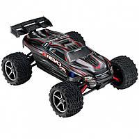 Автомобиль Traxxas E-Revo VXL Brushless Monster 1:16 RTR 71076-3 Black