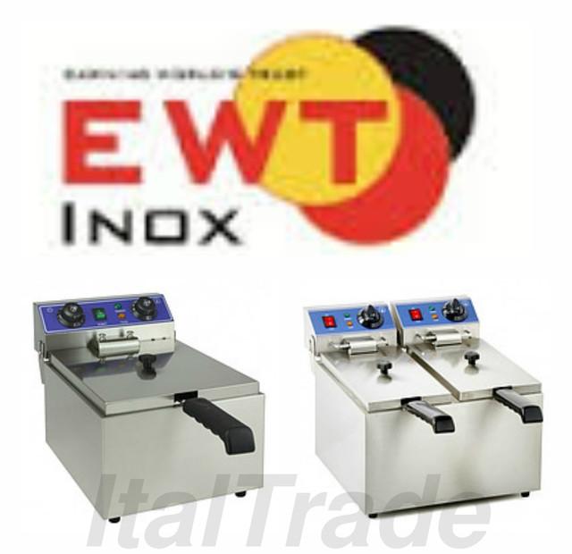 Фритюрницы EWT Inox (Германия)