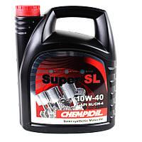 Моторное масло Chempioil Super  SL 10W-40 4L