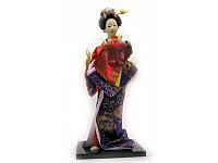 Кукла Японка фарфор (33х14,5х13,5 см) ( 1322)