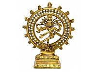Шива танцующий бронзовый (21х16,5х5,5 см)(1 KG) ( 25836)