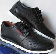 Ralph Lauren!  Мужская демисезонная обувь натуральная кожа лето осень ботинки