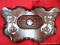 Стол для чайной церемонии (47х30 см) ( 22596)