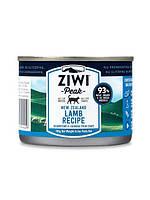 Ziwi Peak Moist Lamb For Cats - влажный консервированный корм для кошек – Ягненок (185г.)