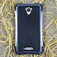 Чехол-крышка для Alcatel Pop 4 5051D Черный Case Ology
