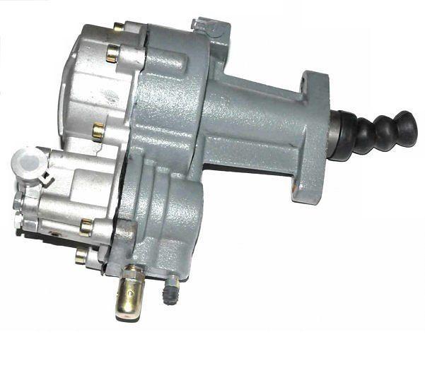 Усилитель пневмогидравлический привода сцепления ЗИЛ-133