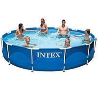 Каркасный бассейн Intex 28210 366 х 76 см.