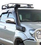 Шноркель Safari Toyota Hilux 2005 (SS120HF), фото 2
