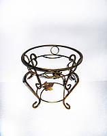 Подставка для цветов Стойка 1 элемент большая миска, фото 1