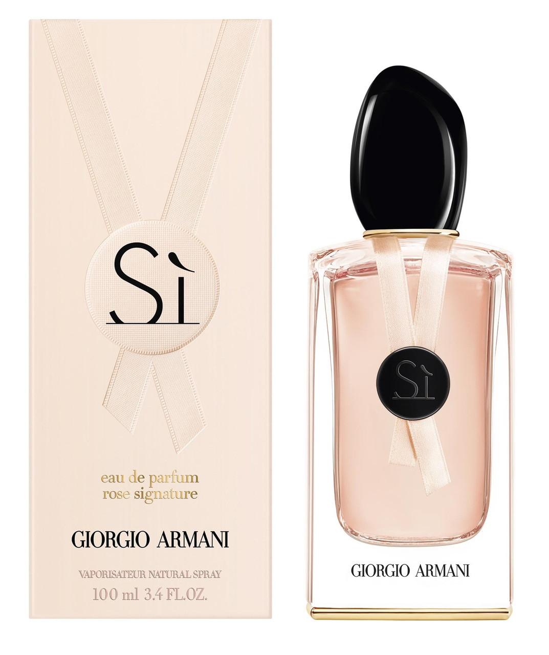 Armani Si Rose Signature 2 Eau De Parfum 100ml парфюмированная вода