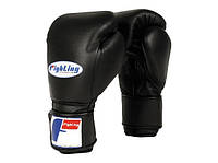 Боксерские тренировочные перчатки FIGHTING Sports Pro Hook-and-Loop Training Gloves