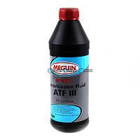 Трансмиссионное масло Meguin  ATF III 1L