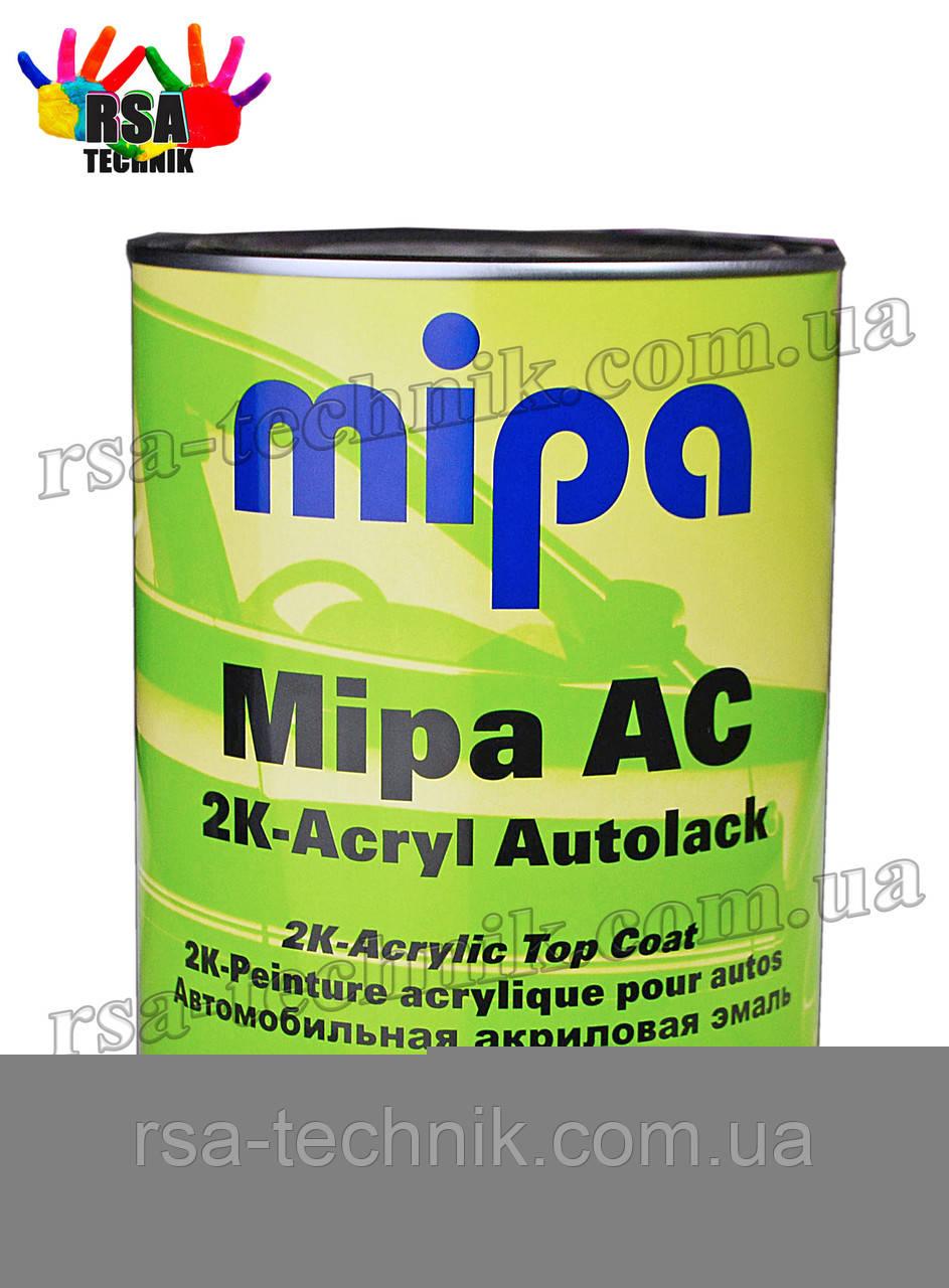 2К Акриловая эмаль MIPA 610 Динго 1л