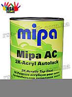 2К Акриловая эмаль MIPA 101 Белая ГАЗ 1л