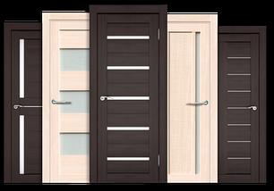Двери межкомнатные,ламинат