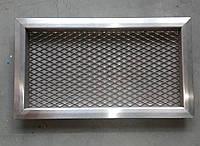 Решетка для камина из нержавеющей стали