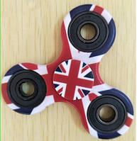 Игрушка Британский флаг (Хенд Спиннер) Антисресс